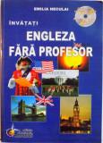 INVATATI ENGLEZA FARA PROFESOR, CURS PRACTIC de EMILIA NECULAI, 2012 *LIPSA CD