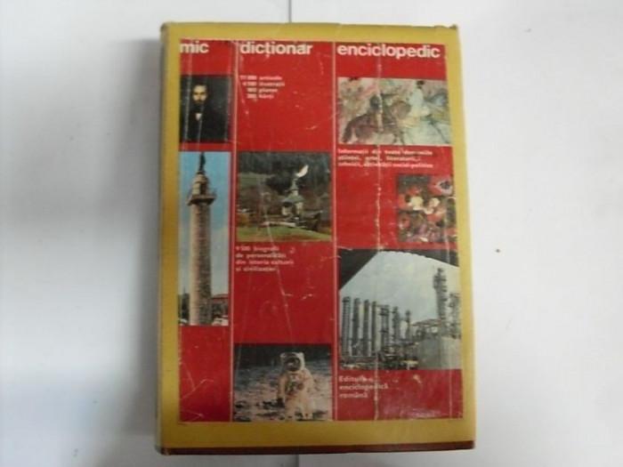 Mic Dictionar Enciclopedic - Colectiv ,551729
