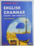 ENGLISH GRAMMAR , THEORY AND PRACTICE , KEY TO EXERCISES de CONSTANTIN PAIDOS , 2001