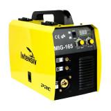 Aparat de sudura Intensiv MIG 165, 160 A, 4.5 kVA, MIG, MAG, MMA, electrod 1.6 - 3.2 mm, IP 21