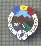 "Y 773 INSIGNA -PIONIERI - ,,MICUL TURIST"" -PENTRU COLECTIONARI"