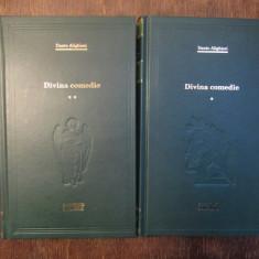 DIVINA COMEDIE-DANTE ALIGHIERI ,2 VOL