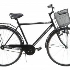 Bicicleta Oras Kreativ 2811 Negru L 28 inch