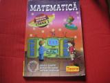 MATEMATICA MANUAL PENTRU CLASA I - Zanica Loghin - Teora 2000