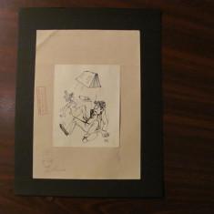"PVM Caricatura comunista semnata FI ""Literatura si Viata"""