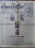 Ziarul BASARABIA 24 ianuarie 1944
