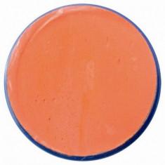Culoare portocalie pictura de fata si corp 18ml Classic Orange