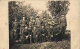 Militari romani fotografie interbelica