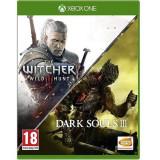 Dark Souls 3 + The Witcher 3 Wild Hunt Compilation Xbox One