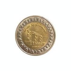 Egipt 1 Pound 2019 - (Power Stations) Bimetalic, 25 mm, KM-New UNC !!!, Africa