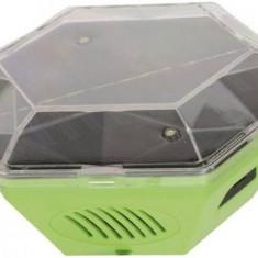 Aparat solar anti-pasari cu unghi de 360°, Gardigo, 1552956, 150 m²