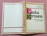 Limba germana. Manual pentru clasa a XI-a (anul III de studiu) - Bucuresti, 1969