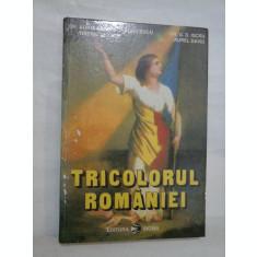 TRICOLORUL ROMANIEI (Simbol al unitatii, integritatii si suveranitatii nationale) - Adina Bergiu-Draghicescu; G.D. Iscru si altii