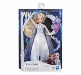 Frozen 2 - Papusa Aventura Muzicala Elsa, Disney