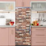 Sticker Tapet Autoadeziv pentru frigider, 210 x 90 cm, KM-FRIDGE-16