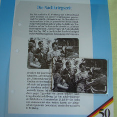 """3 Cartele Telefonice """"50 Jahre Deutschland"""" - Exponate NOI / 5"""