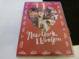 New York ,i love you - b34, DVD, Altele
