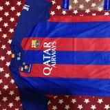 Tricou Barcelona oferta urgent ocazia baiat fata, M