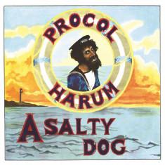 Procol Harum A Salty Dog 180g HQ LP (vinyl)