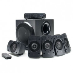 Sistem audio 5.1 z906 500w logitech