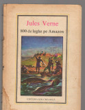 C8300 800 DE LEGHE PE AMAZON DE JULES VERNE, VOL. 27