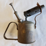 Cumpara ieftin LAMPA DE SUDURA CU PARAFINA - SUEDIA - anii 1940
