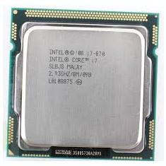 Procesor PC Intel Core QUAD i7-870 2.93Ghz LGA 1156 SLBJG
