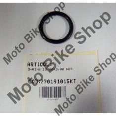 MBS O-RING 19,00X3,00 NBR, Cod Produs: 0770191015KT