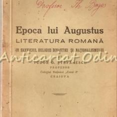 Epoca Lui Augustus - Cristian Popisteanu, Nicolae Minei