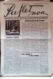 Ziarul SUFLET NOU, editii 1934-1937