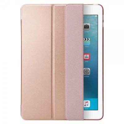 Husa Tech-Protect Smartcase Samsung Galaxy Tab S5e 10.5 inch Rose Gold foto