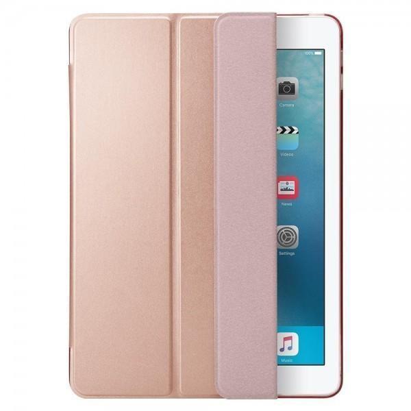 Husa Tech-Protect Smartcase Samsung Galaxy Tab S5e 10.5 inch Rose Gold