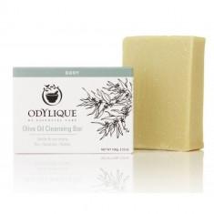 Sapun hidratant, cu ulei de masline pur, pt. piele sensibila, Odylique by...