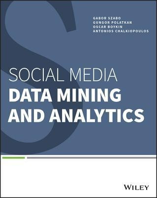 Social Media Data Mining and Analytics foto