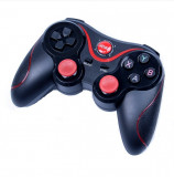 Controller wireless joystick C8 bluetooth 3.0 pentru PC si Android