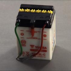 Yuasa baterie scuter YB2,5L-C 81x71x106 12V 2.5Ah 19A Honda Yamaha
