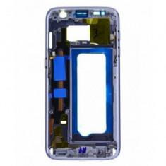Mijloc Samsung Galaxy S7 G930 Albastru Original