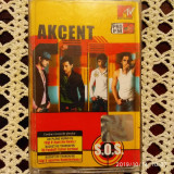 -Y- CASETA AUDIO AKCENT S.O.S.
