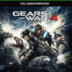Gears of War 4 Xbox One Cod