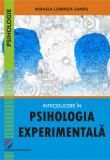 Cumpara ieftin Introducere in psihologia experimentala
