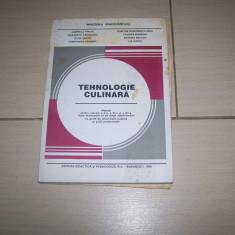 TEHNOLOGIE CULINARA GABRIELA PIRJOL