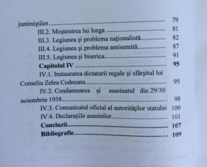 CORNELIU ZELEA CODREANU SI MISCAREA LEGIONARA MADALINA MIHAI GARDA DE FIER 2016