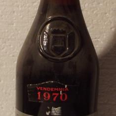33 - VIN BARBERA D'LBA, FONTANAFREDDA, DOC, recoltare 1970 cl 72 gr 12,5