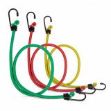 Set cordeline elastice - 2 buc x 45 - 60 - 80 cm