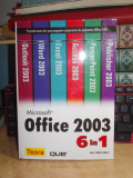 JOE HABRAKEN - MICROSOFT OFFICE 2003 : 6 IN 1 , TEORA , 2006