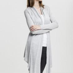 Cardigan dama lung simplu