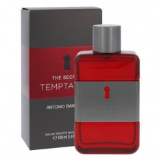 Apa de toaleta Barbati, Antonio Banderas The Secret Temptation, 200ml