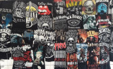 Tricou rock XS,copii AC/DC,Tool,Nirvana,Guns N Roses,Korn,cranii,Lup,Linkin Park