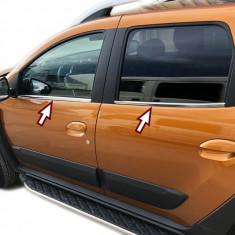 Ornament cromat pentru perie geam Dacia Duster II 2018-> ManiaCars