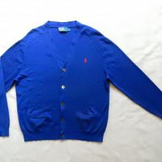 Cardigan Polo by Ralph Lauren. Marime XL, vezi dimensiuni; impecabil, ca nou